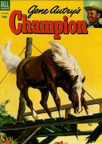 Cover Thumbnail for Gene Autry's Champion (Dell, 1951 series) #13