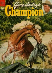 Cover Thumbnail for Gene Autry's Champion (Dell, 1951 series) #14