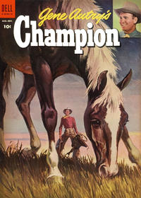 Cover Thumbnail for Gene Autry's Champion (Dell, 1951 series) #15