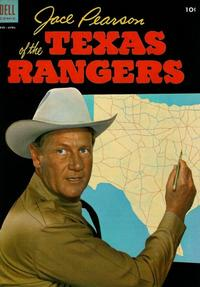 Cover Thumbnail for Jace Pearson of the Texas Rangers (Dell, 1953 series) #5
