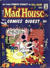 Cover Thumbnail for Madhouse Comics Digest (Archie, 1975 series) #1