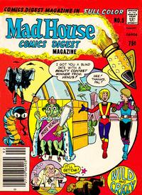 Cover Thumbnail for Madhouse Comics Digest (Archie, 1975 series) #5