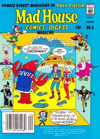 Cover Thumbnail for Madhouse Comics Digest (Archie, 1975 series) #6
