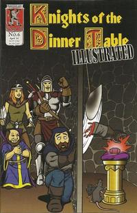 Cover Thumbnail for Knights of the Dinner Table Illustrated (Kenzer and Company, 2000 series) #6