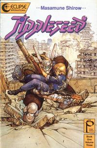 Cover Thumbnail for Appleseed (Eclipse, 1988 series) #v1#3