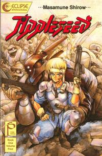 Cover Thumbnail for Appleseed (Eclipse, 1988 series) #v1#4