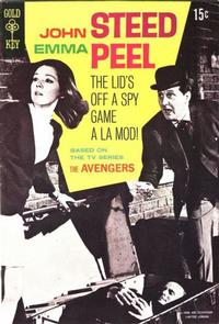 Cover Thumbnail for The Avengers [John Steed Emma Peel] (Western, 1968 series) #1