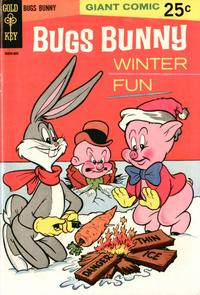 Cover Thumbnail for Bugs Bunny Winter Fun (Western, 1967 series) #1