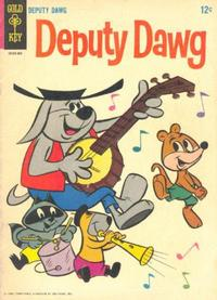 Cover Thumbnail for Deputy Dawg (Western, 1965 series) #1