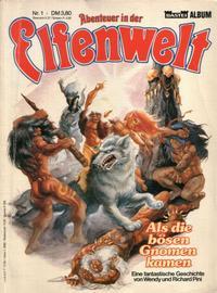 Cover Thumbnail for Abenteuer in der Elfenwelt (Bastei Verlag, 1984 series) #1