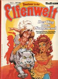 Cover Thumbnail for Abenteuer in der Elfenwelt (Bastei Verlag, 1984 series) #2