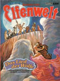 Cover Thumbnail for Abenteuer in der Elfenwelt (Bastei Verlag, 1984 series) #4