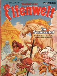 Cover Thumbnail for Abenteuer in der Elfenwelt (Bastei Verlag, 1984 series) #5