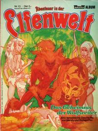 Cover Thumbnail for Abenteuer in der Elfenwelt (Bastei Verlag, 1984 series) #13