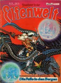 Cover Thumbnail for Abenteuer in der Elfenwelt (Bastei Verlag, 1984 series) #15