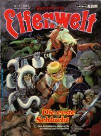 Cover Thumbnail for Abenteuer in der Elfenwelt (Bastei Verlag, 1984 series) #17