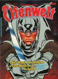Cover Thumbnail for Abenteuer in der Elfenwelt (Bastei Verlag, 1984 series) #18