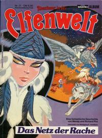 Cover Thumbnail for Abenteuer in der Elfenwelt (Bastei Verlag, 1984 series) #21
