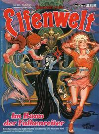 Cover Thumbnail for Abenteuer in der Elfenwelt (Bastei Verlag, 1984 series) #22