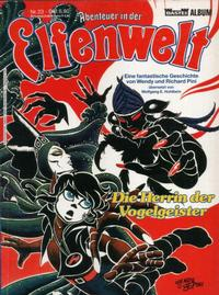 Cover Thumbnail for Abenteuer in der Elfenwelt (Bastei Verlag, 1984 series) #23