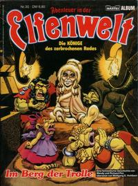 Cover Thumbnail for Abenteuer in der Elfenwelt (Bastei Verlag, 1984 series) #30