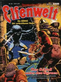 Cover Thumbnail for Abenteuer in der Elfenwelt (Bastei Verlag, 1984 series) #36