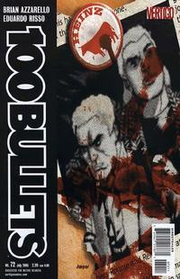 Cover Thumbnail for 100 Bullets (DC, 1999 series) #72