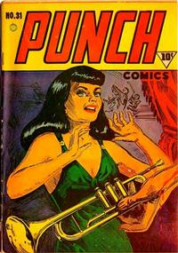 Cover Thumbnail for Punch Comics (Superior Publishers Limited, 1947 series) #31