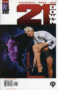 Cover for 21 Down (DC, 2002 series) #1