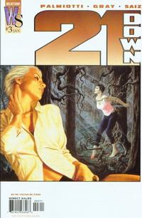 Cover Thumbnail for 21 Down (DC, 2002 series) #3