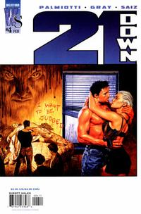 Cover Thumbnail for 21 Down (DC, 2002 series) #4