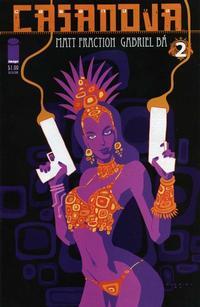 Cover Thumbnail for Casanova (Image, 2006 series) #2