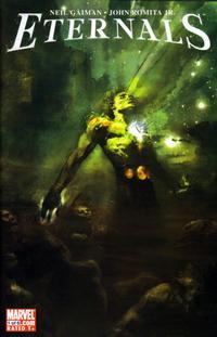 Cover Thumbnail for Eternals (Marvel, 2006 series) #1