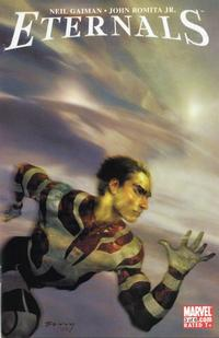 Cover Thumbnail for Eternals (Marvel, 2006 series) #3