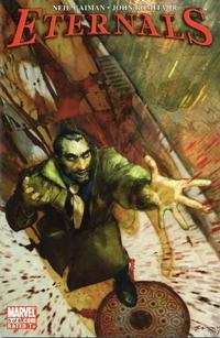 Cover Thumbnail for Eternals (Marvel, 2006 series) #5