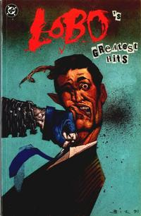Cover Thumbnail for Lobo's Greatest Hits (DC, 1992 series)