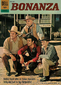 Cover Thumbnail for Bonanza (Dell, 1962 series) #01070-210