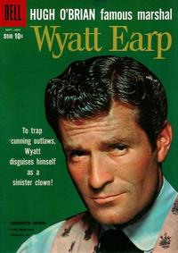 Cover Thumbnail for Hugh O'Brian, Famous Marshal Wyatt Earp (Dell, 1958 series) #8