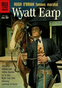Cover Thumbnail for Hugh O'Brian, Famous Marshal Wyatt Earp (Dell, 1958 series) #12