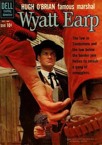 Cover Thumbnail for Hugh O'Brian, Famous Marshal Wyatt Earp (Dell, 1958 series) #13
