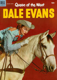 Cover Thumbnail for Queen of the West Dale Evans (Dell, 1954 series) #6