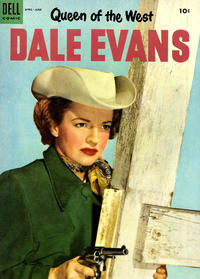 Cover Thumbnail for Queen of the West Dale Evans (Dell, 1954 series) #7