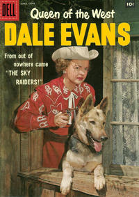 Cover Thumbnail for Queen of the West Dale Evans (Dell, 1954 series) #15