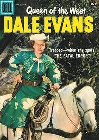 Cover Thumbnail for Queen of the West Dale Evans (Dell, 1954 series) #18