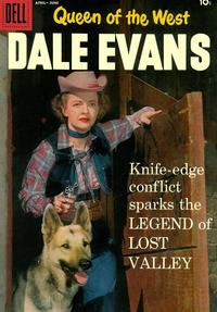 Cover Thumbnail for Queen of the West Dale Evans (Dell, 1954 series) #19