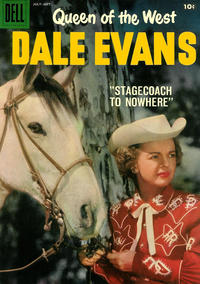Cover Thumbnail for Queen of the West Dale Evans (Dell, 1954 series) #20