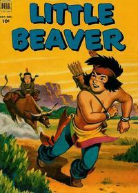 Cover Thumbnail for Little Beaver (Dell, 1951 series) #7