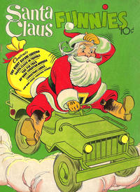 Cover Thumbnail for Santa Claus Funnies (Dell, 1942 series) #[1]