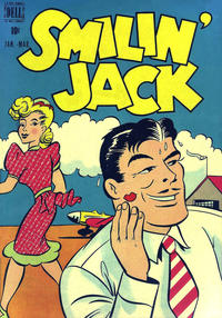Cover Thumbnail for Smilin' Jack (Dell, 1948 series) #1