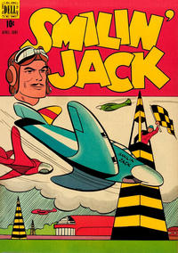 Cover Thumbnail for Smilin' Jack (Dell, 1948 series) #2